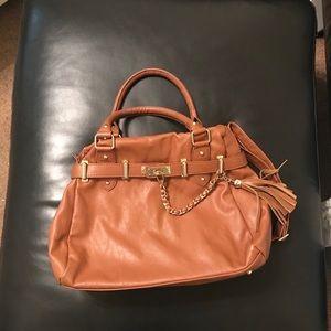 Steve Madden Beautiful Caramel Bag